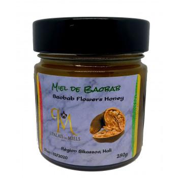 Miel de BaoBaB - Mali - Le Palais du Miel - 250g - 5833