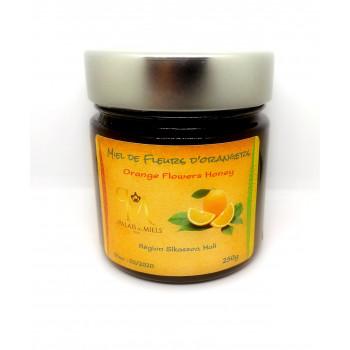 Miel de Fleurs d'Orangers - Mali - Le Palais du Miel - 250g - 5859