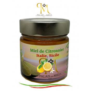 Miel de Citronnier - Sicile - Le Palais du Miel - 250g - 5893