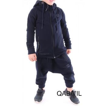 Ensemble Bleu Nuit - Survêtement Légend Junior - Qaba'il