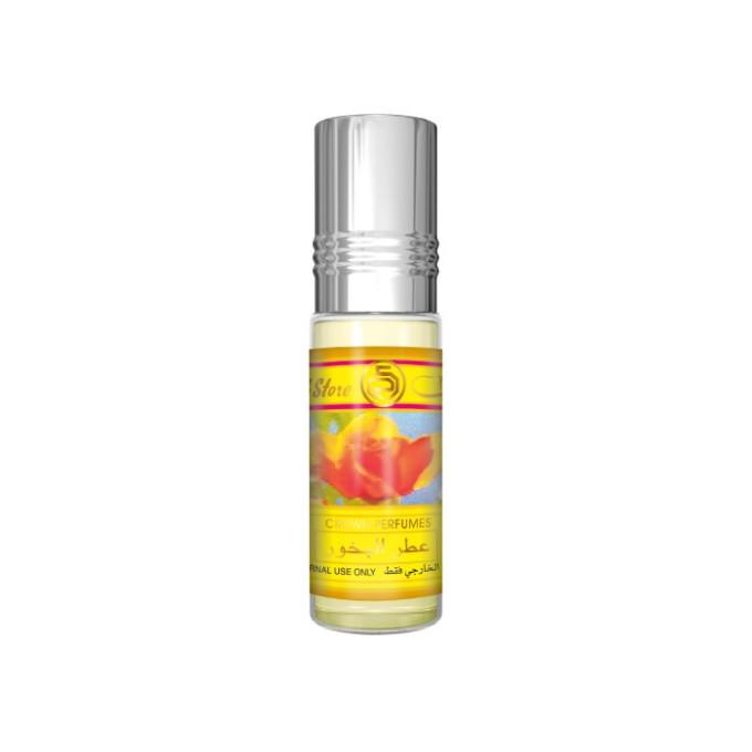 Bakhour - Musc Sans Alcool - Concentré de Parfums Bille 6ml - Al Rehab