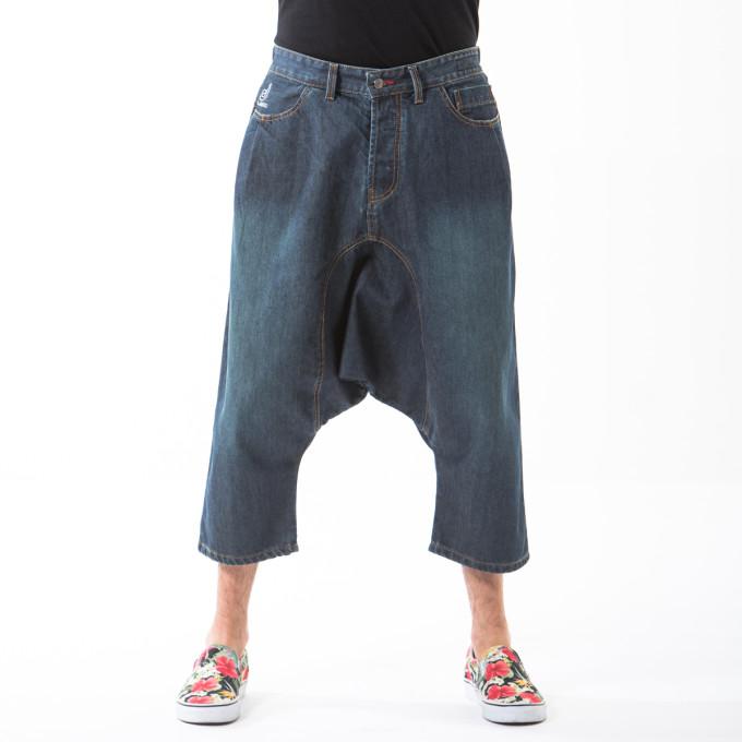 Sarouel Jeans - PANTACOURT EVO - DIRTY USED - DC Jeans - S18 - 6093