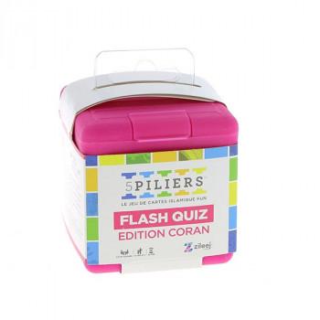 Jeu Flash - Quiz Edition Coran - 5 Piliers
