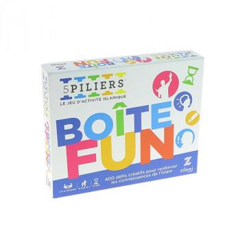 Boîte Fun - Jeu 5 Piliers édition - Jeu d'Activité Islamique
