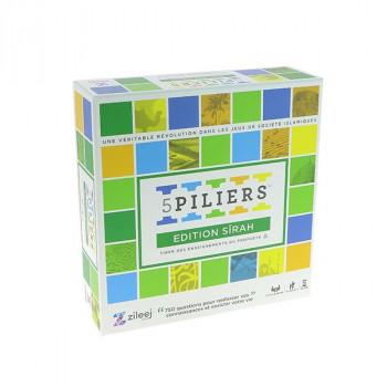 Jeu 5 Piliers - Edition Sîrah