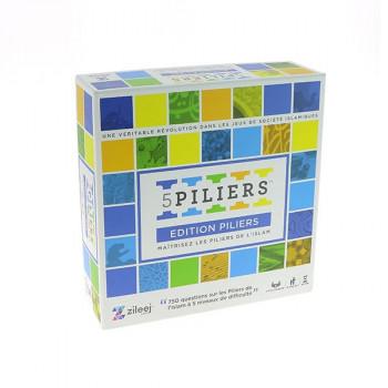 Jeu 5 Piliers - Edition Piliers