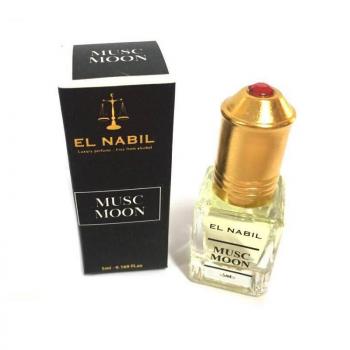 Musc Moon 5ml - Saudi Perfumes - Sans Alcool - El Nabil