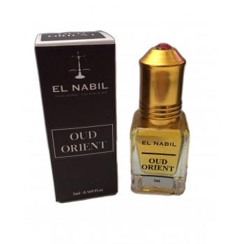 Musc Oud Orient 5ml - Saudi Perfumes - Sans Alcool - El Nabil