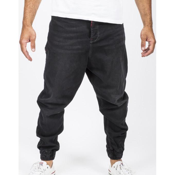 Saroual Jeans Noir - Coupe Jazayri - The One - 6208