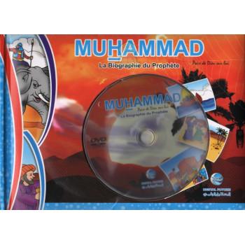 Histoires de Muhammad x2 DVD + Livres - Edition Digital Future