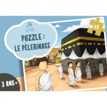 Puzzle Le Pélerinage - HAJJ - 48 Pièces - Muslim Kid - 3 ans+