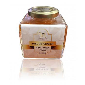 Miel de Jujubier - Qualité Premium - Miel de Sidr du Yemen - Le Palais du Miel - 250g - 6241