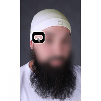 Bonnet - Ecru ou Blanc Cassé - Qabail