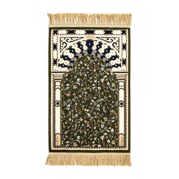 Tapis de Luxe Vert de Médine - Al Munawara Rawda - Arabie Saoudite