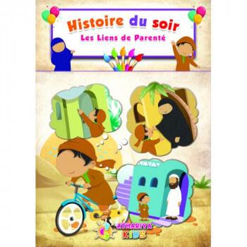 Histoire du Soir - Les Liens de Parenté - Edition Athariya Kids