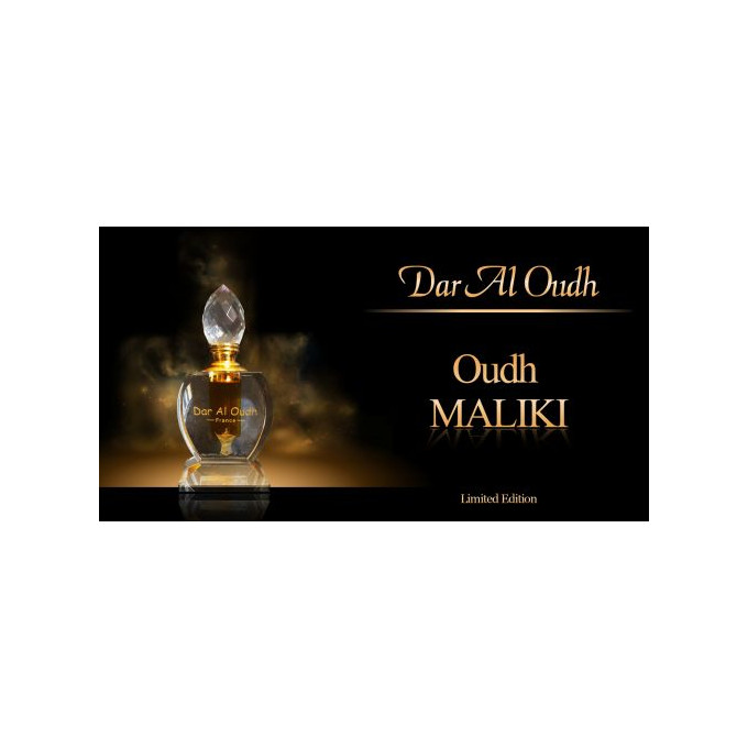 Oudh Maliki - 6 ml - Ediiton Limité - Dar Al Oudh