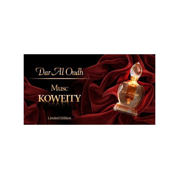 Musc Koweity - 6 ml - Ediiton Limité - Dar Al Oudh