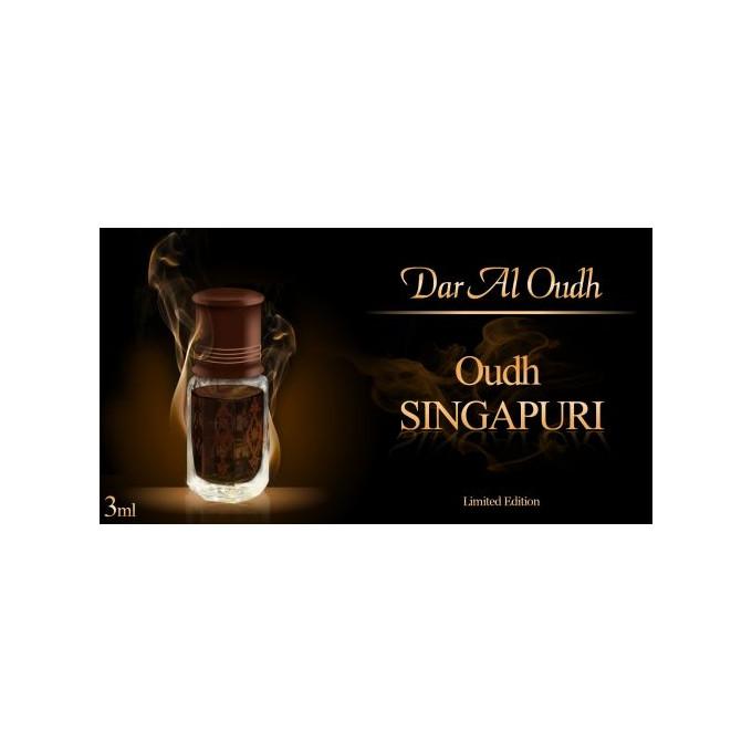 Oudh Singapuri - 3 ml - Ediiton Limité - Dar Al Oudh