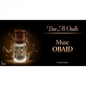 Musc Obaid - 3 ml - Ediiton Limité - Dar Al Oudh