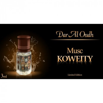Musc Koweity - 3 ml - Ediiton Limité - Dar Al Oudh