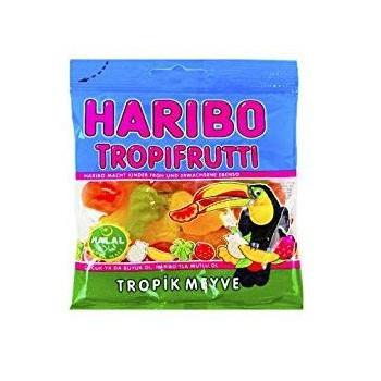 Tropifrutti - Tropik Meyve - Haribo Halal - 75g