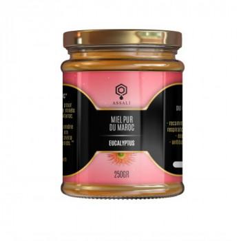 Miel d'Eucalyptus - Miel du Maroc - Assali - 250 gr
