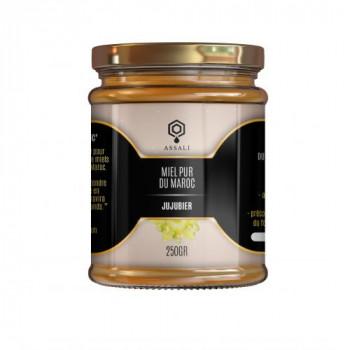 Miel de Sidr - Jujubier - Miel du Maroc - Assali - 250 gr