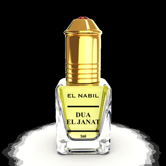 DUA EL JANAT 5 ml - Saudi Perfumes - Sans Alcool - El Nabil