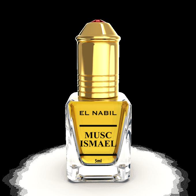 Musc Ismael 5 ml - Saudi Perfumes - Sans Alcool - El Nabil