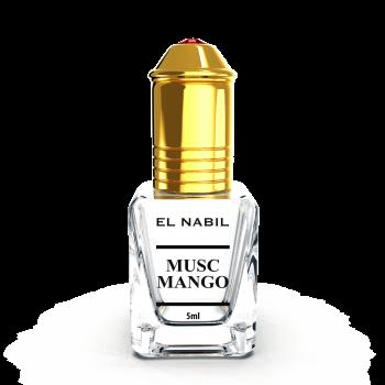 Musc Mango 5 ml - Saudi Perfumes - Sans Alcool - El Nabil