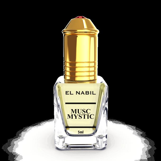 Musc Mystic 5 ml - Saudi Perfumes - Sans Alcool - El Nabil
