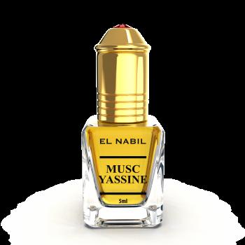 Musc Yassine 5 ml - Saudi Perfumes - Sans Alcool - El Nabil