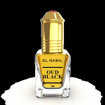 Oud Black 5ml - Saudi Perfumes - Sans Alcool - El Nabil