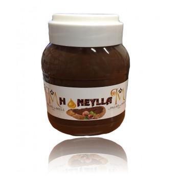Honeylla - Pâte à Tartiner au Chocolat - Le Palais du Miel - 750g - 6493