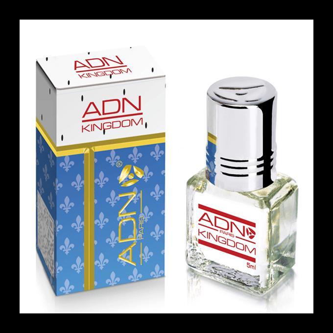 KINGDOM - Essence de Parfum - Musc - ADN Paris - 5 ml