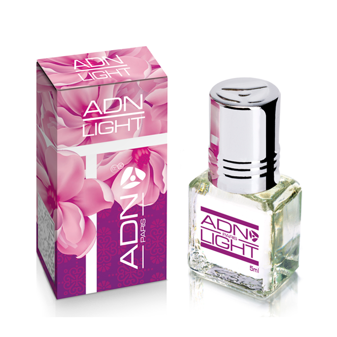 LIGHT - Essence de Parfum - Musc - ADN Paris - 5 ml