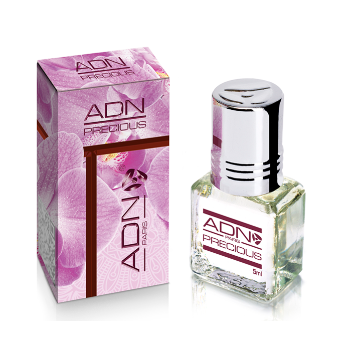 PRECIOUS - Essence de Parfum - Musc - ADN Paris - 5 ml
