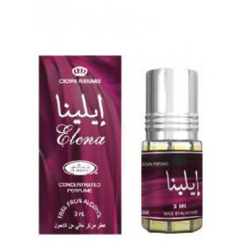Elena - Musc Sans Alcool - Concentré de Parfums Bille 3ml - Al Rehab
