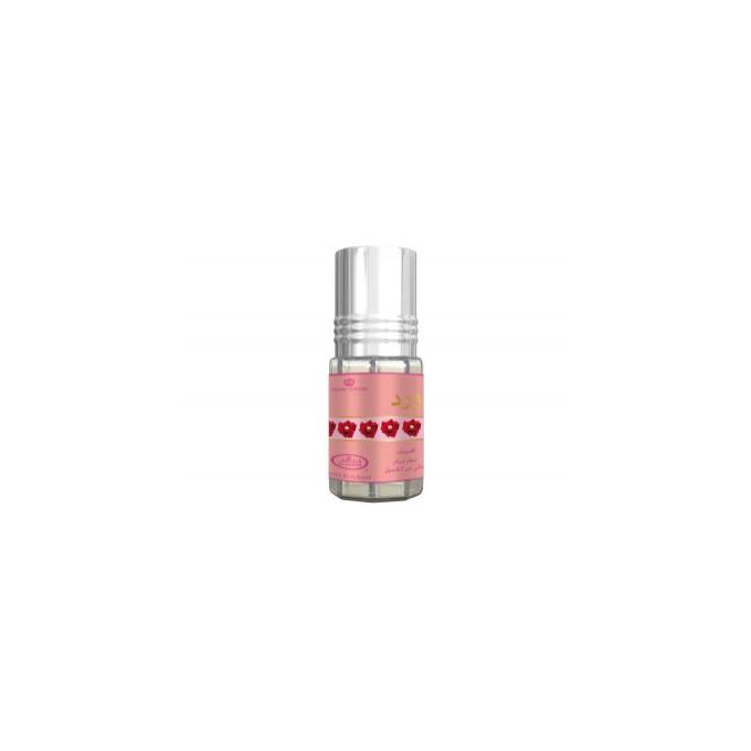 Rose - Musc Sans Alcool - Concentré de Parfums Bille 3ml - Al Rehab