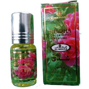 Shadha - Musc Sans Alcool - Concentré de Parfums Bille 3ml - Al Rehab