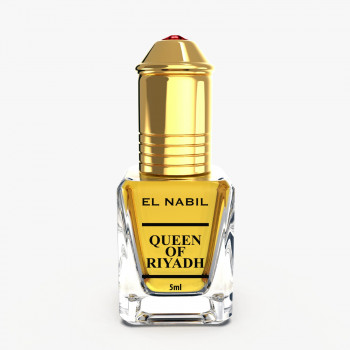 Queen of Ryadh 5 ml - Saudi Perfumes - Sans Alcool - El Nabil
