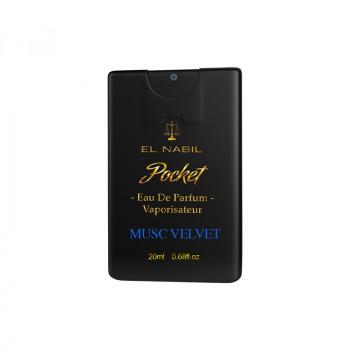 Velvet - Pocket - Parfums Spray - El Nabil - 20ml