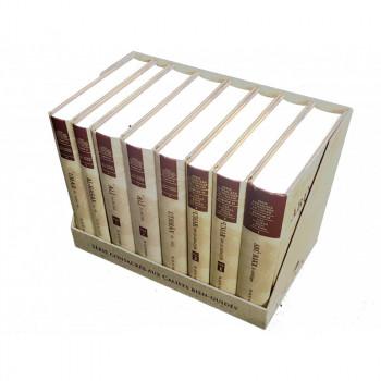 Coffret 8 Livres - Série Consacrée Aux Califes Bien Guidés - Dr Ali M. Sallâbi – Edition IIPH