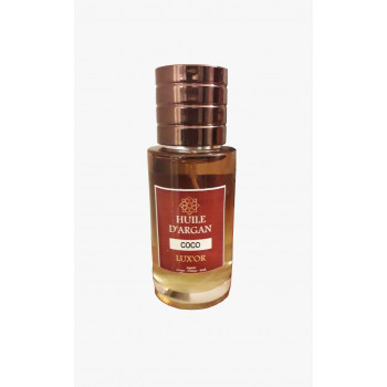 Barber Oil - Multi-Usages - Huile d'Argan et Coco BIO - 50 ml