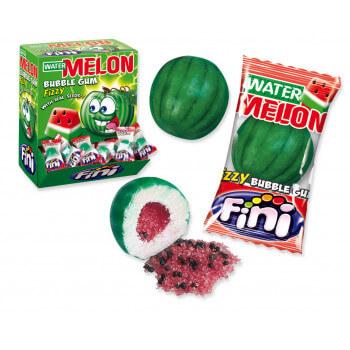 Bonbons - Pastèque - Bubble Gum - Fini - Halal