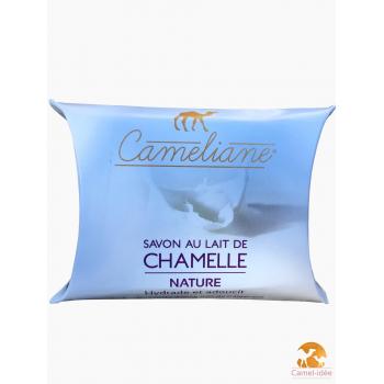 Savon Végétal au Lait de Chamelle - NATURE - Hydrate et Adoucit 100g