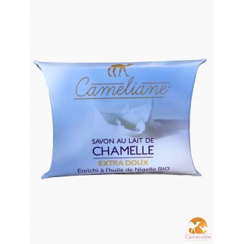 Savon Bio Végétal au Lait de Chamelle - EXTRA-DOUX - 100g