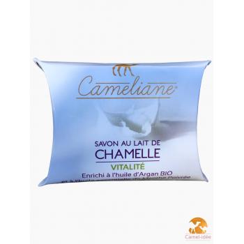 Savon Bio Végétal au Lait de Chamelle - VITALITE - 100g