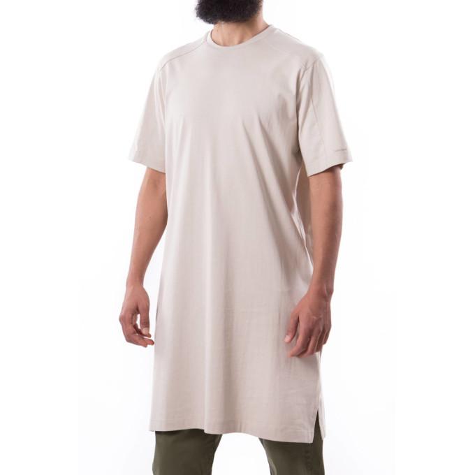 T-Shirt Ultra Oversize - Beige - Timssan