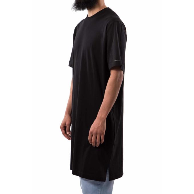 T-Shirt Ultra Oversize - Noir - Timssan